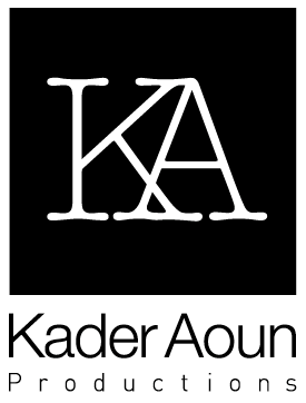 contact kader aoun productions logo